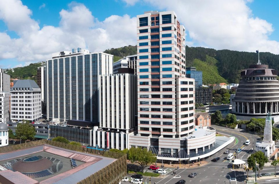 Long NZ government lease underpins new office syndication